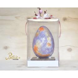 Uovo Pasqua Latte e Lampone