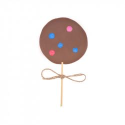 Lecca lecca Cioccolato al latte Mini Rollies