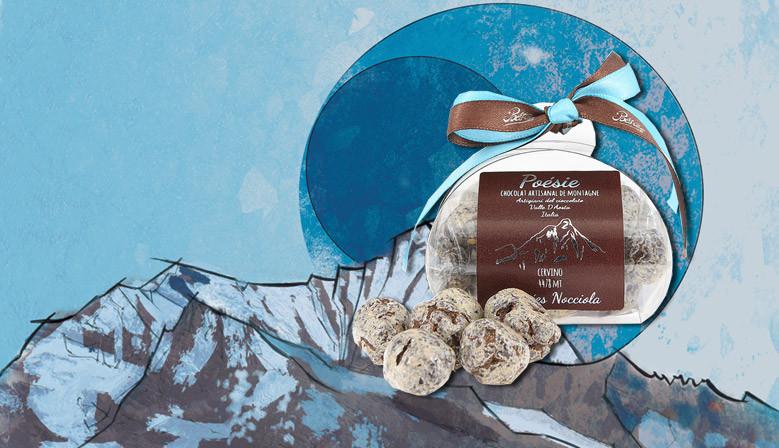 Le praline di Poésie Chocolat
